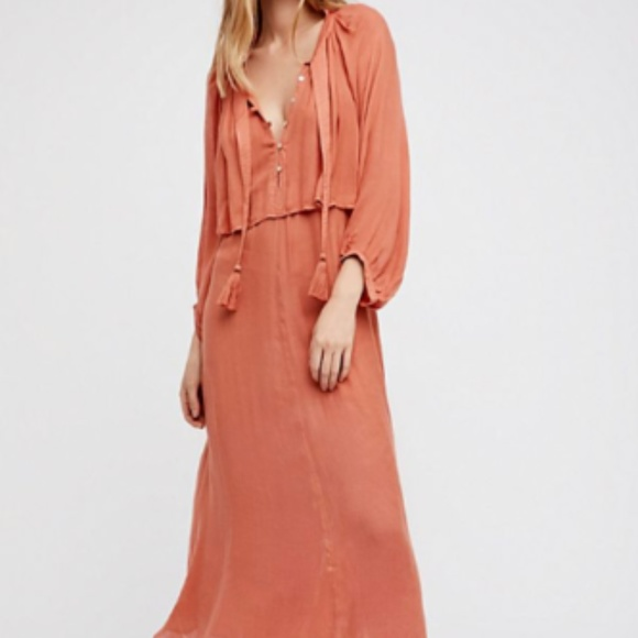 Free People Dresses & Skirts - Free People Mad About This Holiday Boho Dress S